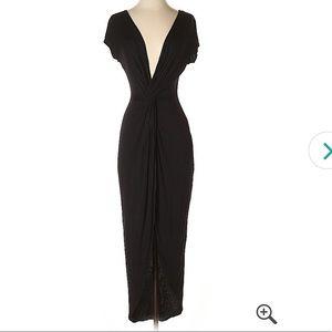 Rolla Coster Black Maxi Dress